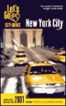 Let's Go New York City 2001 - Let's Go Inc.