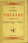 Théâtre Complet - Tome 2 - Molière