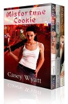 Boxed Set: A Romantic Suspense Trio: Bad boys, kick-ass heroines, and ghosts, oh my! - Casey Wyatt, Susan C. Muller, Cheryl Yeko