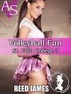 Volleyball Fun (St. Futa College 3)(futa-on-female, nun, public fun erotica) - Reed James
