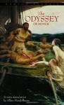 The Odyssey (Bantam Classics) - Homer, Allen Mandelbaum