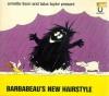 Annette Tison & Talus Taylor present, Barbabeau's new hairstyle. - Annette Tison, Talus Taylor