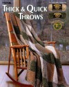 Thick and Quick Throws (Leisure Arts #3721) - Lion Brand Yarn, Leisure Arts