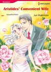 ARISTIDES' CONVENIENT WIFE (Harlequin comics) - JACQUELINE BAIRD, Jun Makimura