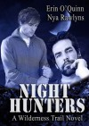 Night Hunters (Wilderness Trail #2) - Erin O'Quinn, Nya Rawlyns
