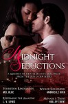 Midnight Seductions: A Quartet of New Year's Eve Romances from the Den of Sin Series - Mel Blue, Ambrielle Kirk, L.V. Lewis, Holley Trent
