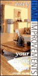 Easy Home Improvement: Your Living Room [With Flaps] - Stewart Walton