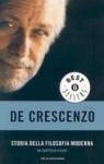 Storia della filosofia moderna. Da Cartesio a Kant - Luciano De Crescenzo