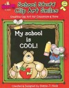 School Stuff Clip Art Smiles: Creative Clip Art For Classroom & Home - Dianne J. Hook