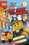 Fire Truck To The Rescue! - Sonia Sander, Silje Swendsen