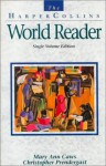 The Harper Collins World Reader, Single Volume Edition - Christopher Prendergast, Mary Ann Caws