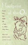 Hoofprint of the Ox: Principles of the Chan Buddhist Path as Taught by a Modern Chinese Master - Shengyan, Dan Stevenson