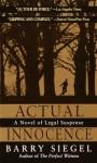 Actual Innocence - Barry Siegel