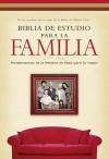 Biblia de Estudio Para la Familia-NVI: Fundamentos de la Palabra de Dios Para Tu Hogar - Grupo Nelson