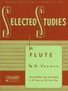 Selected Studies: Flute (Rubank Educational Library) - H. Voxman