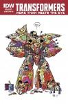 Transformers More Than Meets Eye #48 Subscription Variant - James Roberts
