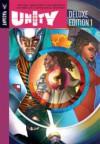 Unity Deluxe Edition Book 1 HC (Unity DLX Hc) - Matt Kindt, Travel Foreman, Cafu