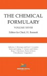 The Chemical Formulary, Volume 28 - Michael Ash, Irene Ash, H. Bennett