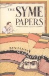 The Syme Papers - Benjamin Markovits