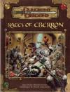Races of Eberron - Gwendolyn F. M. Kestrel, Jesse Decker, Matthew Sernett, Keith Baker
