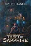 Theft of Sapphire (The Horrendous Imaginings #1) - Joseph Daniel