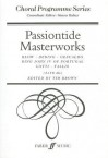 Passiontide Masterworks -SATB - Alfred A. Knopf Publishing Company, Tim Brown