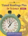 Timed Readings Plus in Science: Book 9: 25 Two-Part Lessons with Questions for Building Reading Speed and Comprehension - Glencoe/McGraw-Hill