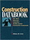 Construction Databook - Sidney M. Levy