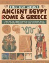 Find Out about Ancient Egypt, Rome & Greece: Explore the Great Classical Civilizations, with 60 Step-By-Step Projects and 1500 Exciting Images - Charlotte Hurdman, Philip Steele, Richard Tames