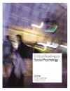 Critical Readings in Social Psychology - Darren Langdridge, Stephanie Taylor