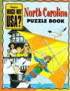 North Carolina Puzzle Book - Highlights, Andrew Gutelle, Karen Richards, Lynn Adams