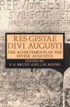 Res Gestae Divi Augusti: Ex Monumentis Ancyrano Et Apolloniensi Iterum Edidit Theodor Mommsen - Augustus, Theodor Mommsen
