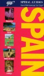 AAA Spiral Spain, 3rd Edition (Aaa Spiral Guides) - Sally Roy