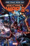 FCBD 2015: Secret Wars #0 (Secret Wars (2015-)) - Jonathan Hickman, Hajime Isayama, Paul Renaud, Gerardo Sandoval, Alex Ross