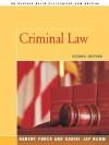 Criminal Law - Robert Force, Daniel Jay Baum