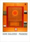 Pragnienie - Adam Zagajewski