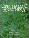 Ophthalmic Anesthesia - James P. Gills