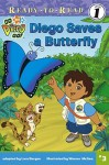 Diego Saves a Butterfly - Warner McGee
