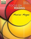 Focus On Reading: Maniac Magee:Grades 4 6 (Focus On Reading) - Walch Publishing