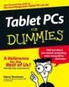Tablet P Cs For Dummies - Nancy Stevenson