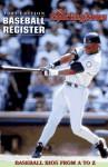 Baseball Register: A Who's Who of Baseball, from A to Z (Baseball Register & Fantasy Handbook) - Sporting News