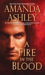 A Fire in the Blood - Amanda Ashley