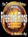 Firestone Rings - J. Naomi Ay