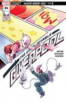 Gwenpool, The Unbelievable (2016-) #21 - Christopher Hastings, Irene Strychalski, Paulina Ganucheau