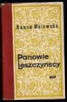 Panowie Leszczyńscy - Hanna Malewska