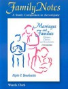 Family Notes: Marriages and Families: A Study Companion to Accompany - Nijole V. Benokraitis