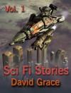 Sci Fi Stories - Volume 1 - Tramp - David Grace