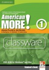 American More! Level 1 Classware DVD-ROM - Herbert Puchta, Jeff Stranks, Günter Gerngross