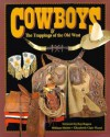 Cowboys & the Trappings of the Old West - William Manns, Elizabeth Clair Flood