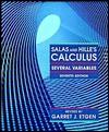 Salas and Hille's Calculus: Several Variables - Einar Hille, Garret J. Etgen